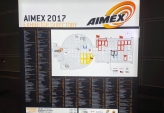 Sinorock Visitor Team in AIMEX