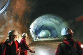 Significant progress has been made in the Badaling Tunnel of Beijing-Zhangjia