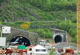 Self-drilling anchor bar speeds up tunnel construction-Sinorock