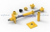 Sinorock provides systematic bolt support solutions