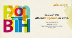 Sinorock® Will Attend Expomin in 2016