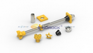 Stainless Self Drilling Anchor Bolt