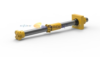 Large diameter anchor bolt