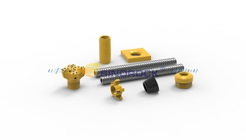T thread self drilling anchor bolt