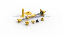 Self-Drilling Anchor Bolt (R thread)